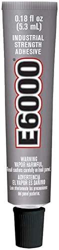 E6000 Medium Viscosity Adhesive, 0.18 Fluid Ounces: Home Improvement
