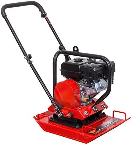 WEN 56035T 7 HP 4500-Pound Compaction Force Plate Compactor, CARB Compliant, Black: Garden & Outdoor