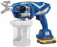 Graco TC Pro Cordless Airless Paint Sprayer: Arts, Crafts & Sewing