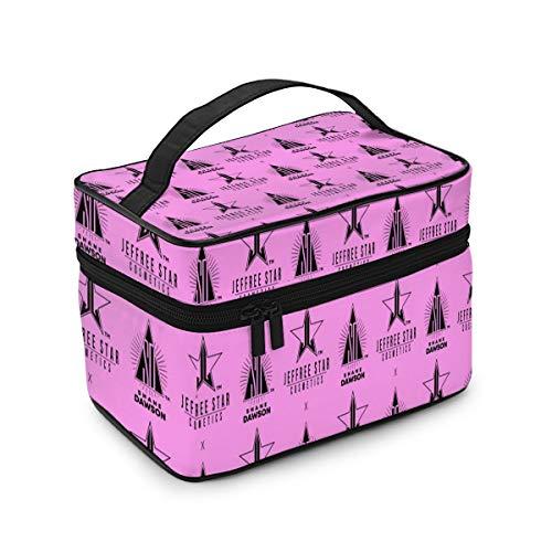Sh-ane Daw-soN Jef-fr-ee S-taR Makeup Bag Portable Travel Cosmetic Bag For Women Girls Makeup Bag Organizer Makeup Boxes : Beauty
