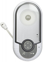 Motorola Digital Audio Baby Monitor with Room Temperature Monitoring and LCD Display : Baby