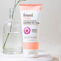 FOUND Marine Algae Gel Face Cream, 3.5 oz. | Firming | Moisturizing & Improves Skin Tone & Texture | 91% Natural: Beauty