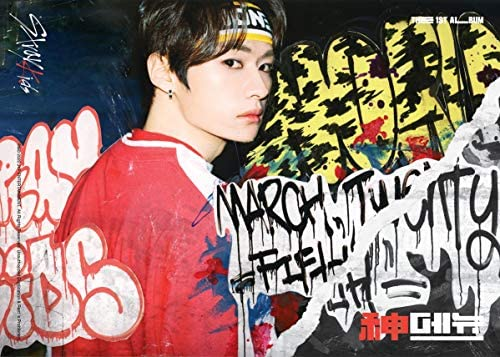 Stray Kids 'Go生' 1st Album Limited Version CD+1p Poster+80p PhotoBook+2p PhotoCard+8p Lyric+Film+Secret Card+Message PhotoCard Set+Tracking Kpop Sealed: Health & Personal Care