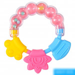 Silicone Baby Teether Hand Toy