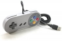 SNES Super Nintendo Style USB Controller by Mars Devices: Electronics
