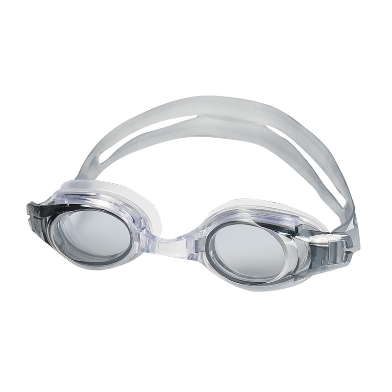 Adult Men And Women Waterproof And Anti-fog High-definition Swimming Goggles