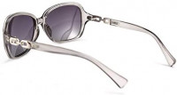 FEISEDY Vintage Womens Polarized Sunglasses 100% UV400 Outdoor Street Fashion Sunglasses B2526: Clothing