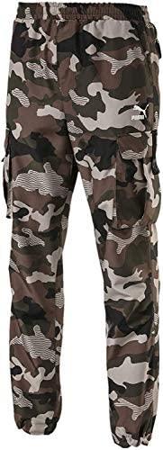 PUMA Men's Contrast Pants at Men's Clothing store