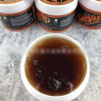 Retro Hair Oil Styling