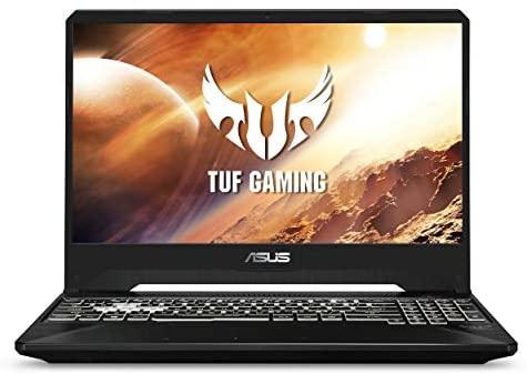 "Asus TUF FX505DT Gaming Laptop, 15.6"" 120Hz Full HD, AMD Ryzen 5 R5-3550H Processor, GeForce GTX 1650 Graphics, 8GB DDR4, 256GB PCIe SSD, Gigabit Wi-Fi 5, Windows 10 Home, FX505DT-AH51, RGB Keyboard: Computers & Accessories"
