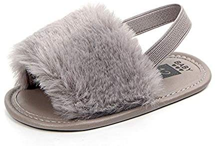 MeckiorInfantBabyGirlsShoesSoftSolePrewalkerSandals | Sandals