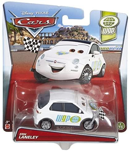 Disney Pixar Cars Erik Laneley Die-cast Vehicle: Toys & Games