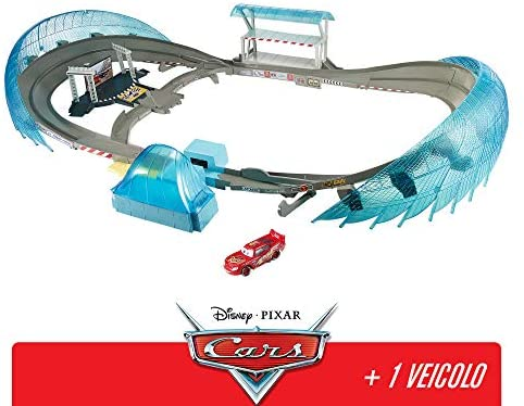 Disney Pixar Cars 3: Ultimate Florida Speedway Track Set: Toys & Games