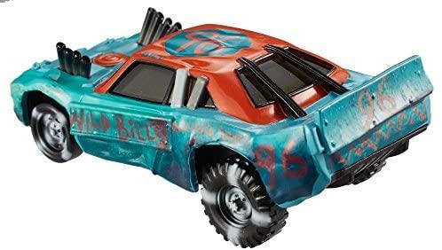 Disney Pixar Cars Die-cast Fish Tail Vehicle: Toys & Games