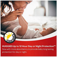 Huggies Snug & Dry Baby Diapers, Size 4, 180 Ct, One Month Supply: Health & Personal Care