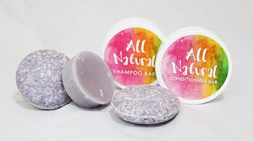 Shampoo & Condition Bars: Includes 2 Shampoo Bars + 1 Conditioner Bar + 2 Travel Containers. All Natural, Safe for Color Treated Hair, SLS Free, Shampoo Bars (So Sumptuous) : Beauty
