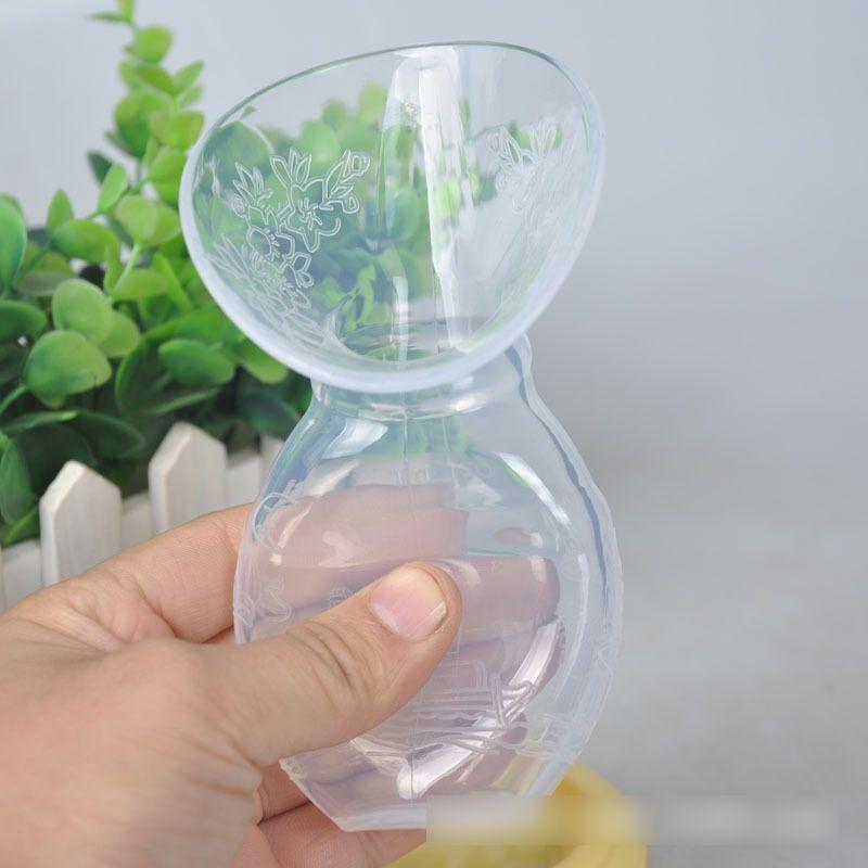 Silicone Breast Milk Pump
