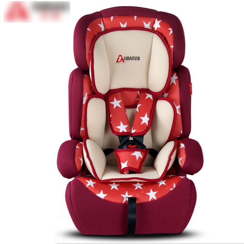 Safety Child Car Seat for 0-4 6-12 Years Old Baby