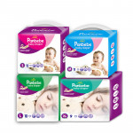 Goods Inventory Clearance Baby Diapers Cheap And Easy To Use Diaper SMLXL Four Code Optional