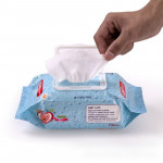 Wipes Baby 100 Pumping With Cover Children Baby Hand Ass Without Fragrance Wet Wipes