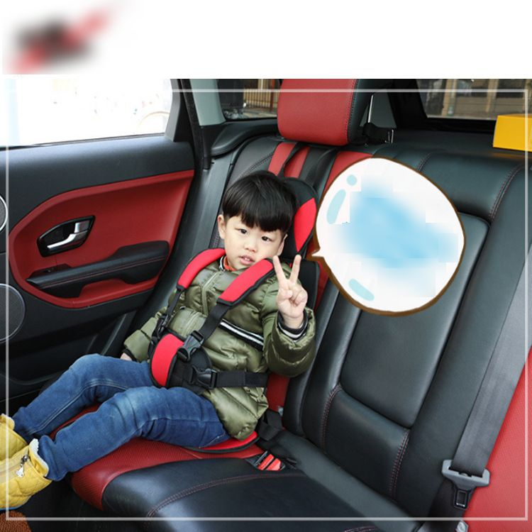 Children Safety Car Seat for Babies 0-6 Years