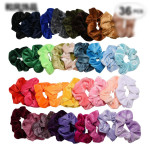 Velvet Hair Ties Ropes