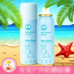 Sunscreen, Moisture Baby Spray