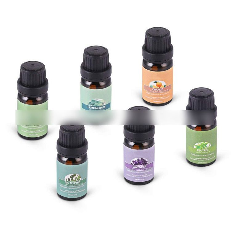 10ml Pure Essential  for Diffuser, Humidifier, Massage, Aromatherapy,
