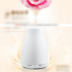 Aromatherapy Essential Oil Ultrasonic Diffuser with 7 Colors LED Lights and Waterless Auto Shut-off