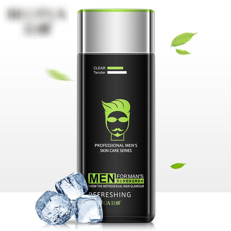 Men's Daily Facial Cleanser for Dry Skin