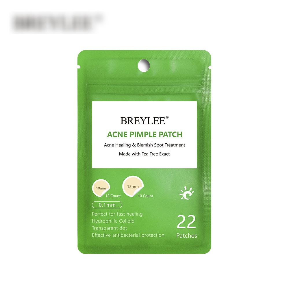 Daily/Night Acne Pimple Patches with Tea Tree Extract