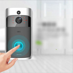 1080p Pan/Tilt/Zoom Wi-Fi Indoor Smart Home Camera with Night Vision