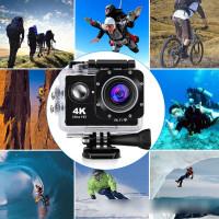 H9 Sports Camera 4K Sports DV Camera WIFI Diving Waterproof Camera Sport Camara