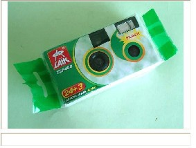 Disposable Camera Optical Manual Film Free Focus Point-and-shoot Camera High Quality European Film  Sales