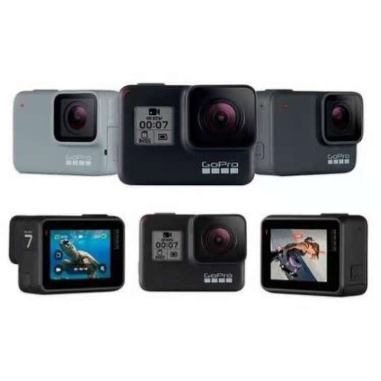 Waterproof Digital Action Camera with Touch Screen 4K HD Video 12MP Photos Live StreamingStabilization