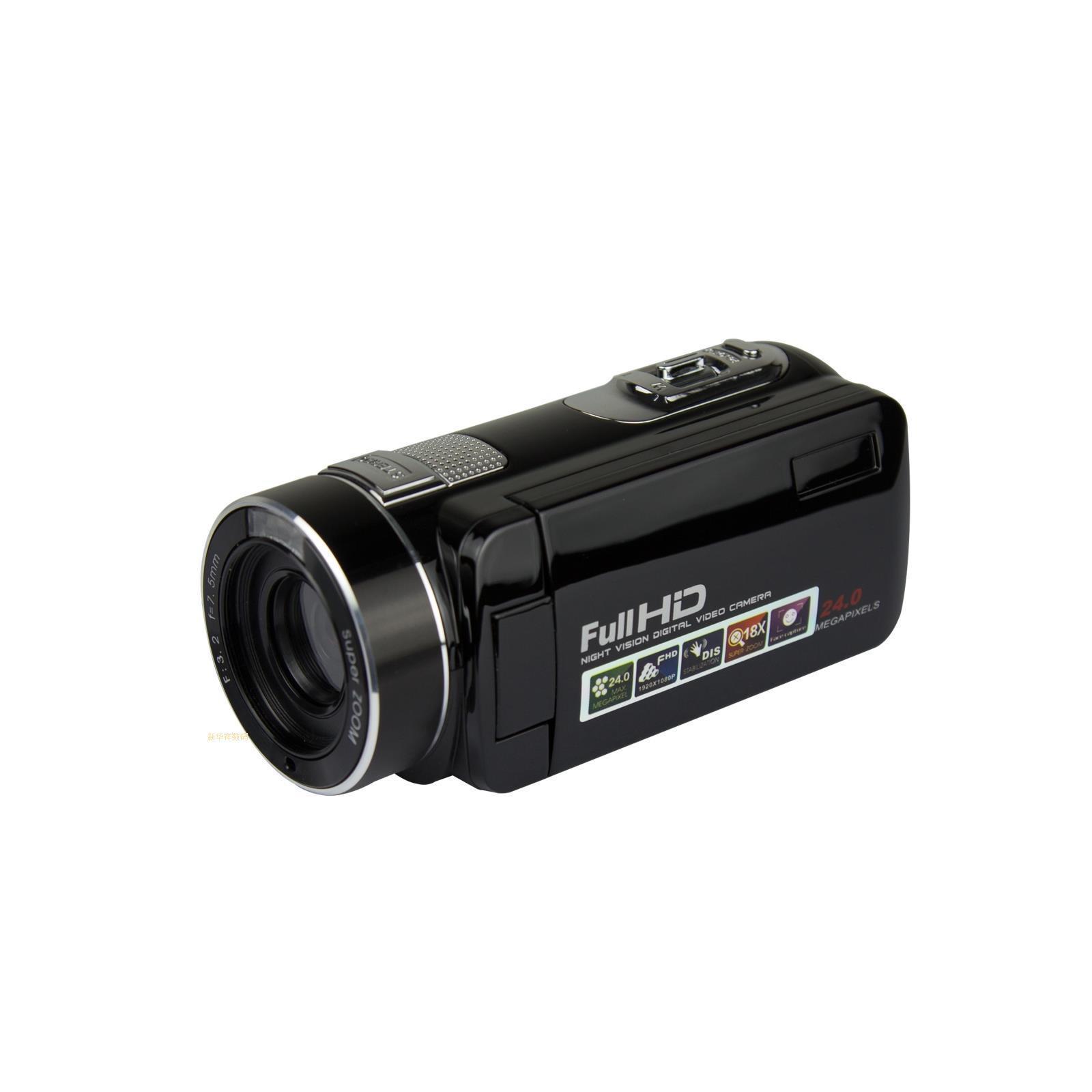 Night Vision HD Camera DV-F3 Machine HD Digital Camera 24 Million Pixels HD 1080P