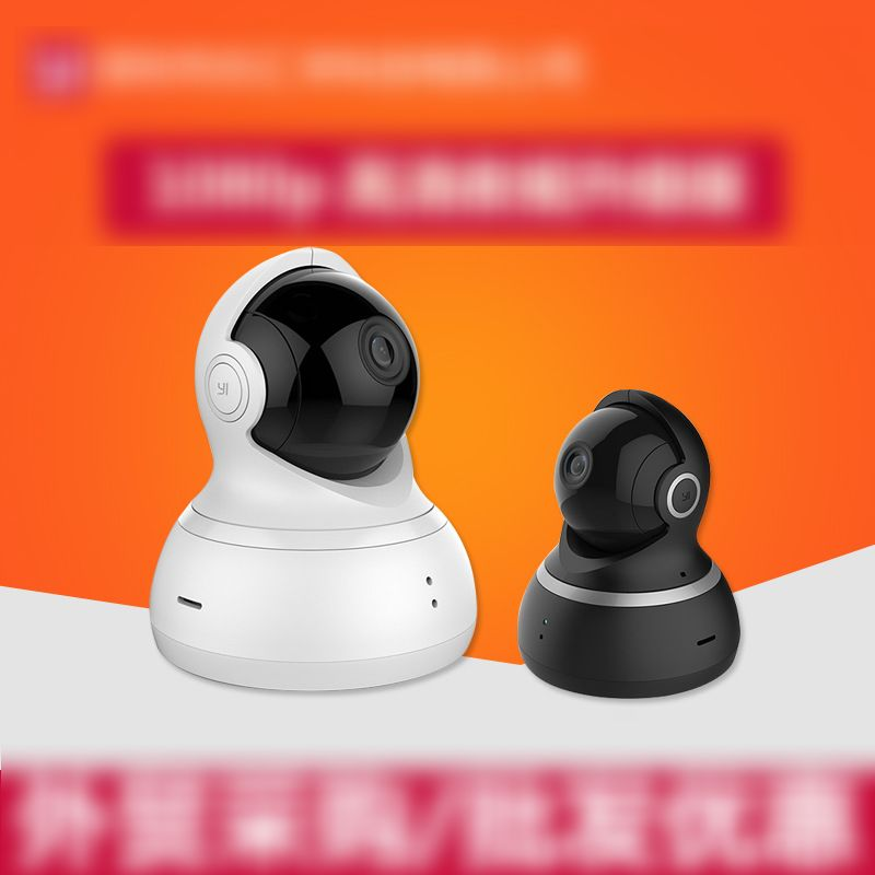 080p HD Indoor Pan/Tilt/Zoom Wireless IP Security Surveillance System with Night Vision, Motion Tracking