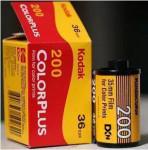 Color Print Film 36 Exp. 35mm DX 200 135-36