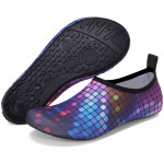 Womens and Mens Kids Water Shoes Barefoot Quick-Dry  for Beach Swim Surf