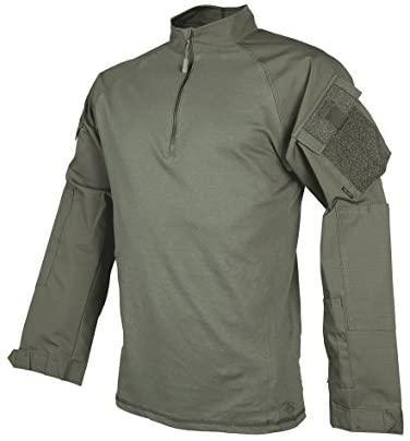 Tru-Spec Mens T.R.U 1/4 Zip Combat Shirt: Clothing