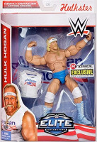 WWE Elite Collection Hulk Hogan Figure: Toys & Games