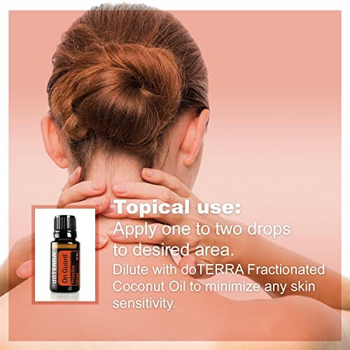 doTERRA - On Guard Essential Oil Protective Blend - 15 mL: Health & Personal Care