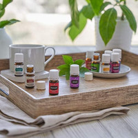 Young Living Everyday Oils Collection - 10 Oils/5ml: Health & Personal Care
