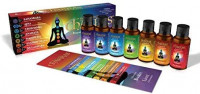 Chakras Relaxation Essential Oils Set of 7 - Concentrated Natural Oils for Diffuser, Massage, Reflection, Meditation, Environmental Scenting and Energy Work: Health & Personal Care