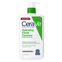 CeraVe Hydrating Facial Cleanser | Moisturizing Non-Foaming Face Wash with Hyaluronic Acid, Ceramides & Glycerin | 19 Fluid Ounce: Beauty