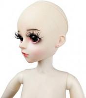 EVA BJD 1/3 24inch EVA Dolls for Girl's Gift (EVA 02): Toys & Games