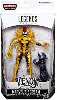 Marvel Legends Series 6-inch Marvel's Scream: Toys & Games