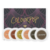 Colourpop Love A Flare Shadow Kit : Beauty
