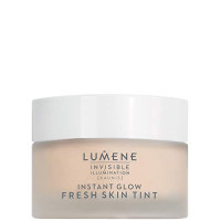 Invisible Illumination [KAUNIS] Instant Glow Fresh Skin Tint by Lumene Universal Dark 30ml: Beauty