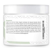 Natural Face and Body Cream Moisturizer – Organic Aloe Vera – Lotion for Dry Skin Eczema Psoriasis (4 ounces): Beauty